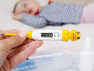Czy katar u dziecka to już choroba?