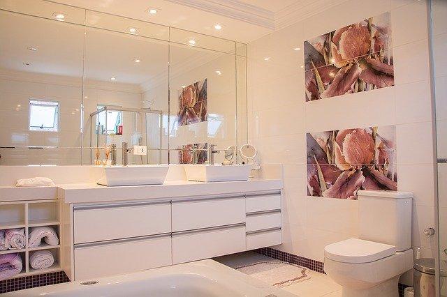 Jak nie urządzać łazienki?